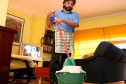 ¿Sabías que limpiar tu casa puede perjudicarte los pulmones?