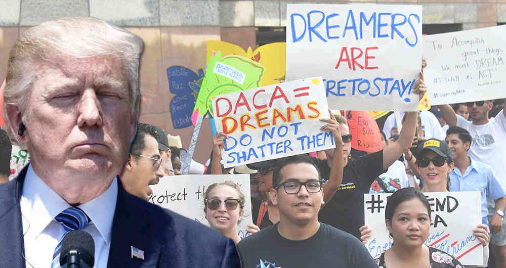 El Supremo de EEUU se enfrenta a Trump y salva a los 'dreamers' de la expulsión