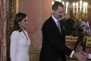 Los Reyes continúan con su agenda oficial, tras el 50 cumpleaños de Felipe