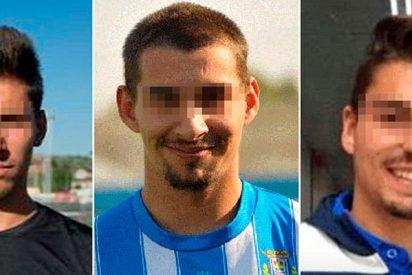 La Fiscalía pide la puesta en libertad de los tres exjugadores de la Arandina acusadosd e abusar de una menor