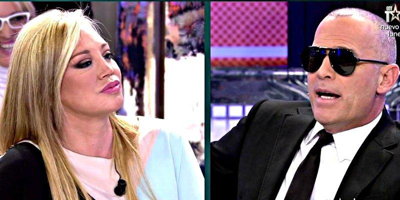 Carlos Lozano reparte estacazos en 'Sábado Deluxe' como lo hacía en 'GH VIP'