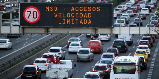 'Caos Carmena': limitarán a 30 km/h calles de un carril por sentido o único carril en Madrid