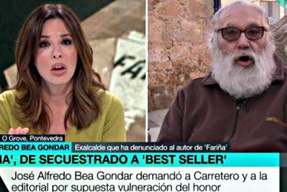 Bronca en directo entre Mamen Mendizábal y el exalcalde que ha denunciado 'Fariña'