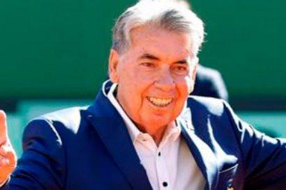 Ingresado en un hospital de Marbella, el ex tenista Manolo Santana