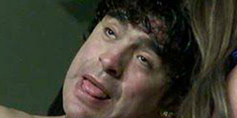 EEUU vuelve a negarle el visado a Maradona por borrachuzo y por burlarse de Trump