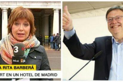 Cristina López Schlichting destapa el perverso plan para que el golpismo de TV3 engulla a Valencia con el aplauso del PSOE