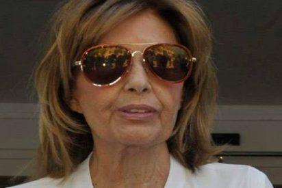 """María Teresa Campos evoluciona """"favorablemente"""""""