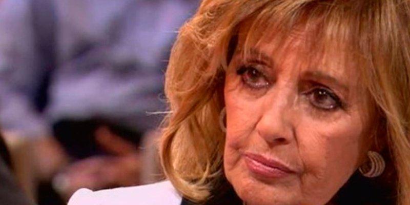El capo Paolo Vasile 'da la patada' a María Teresa Campos y la deja sin programa
