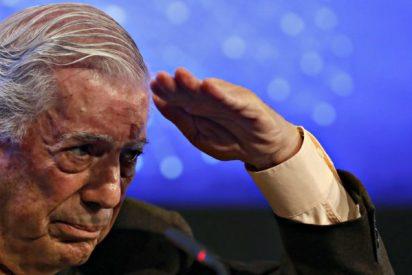 """Mario Vargas Llosa: """"El nacionalismo catalán es una ideología tóxica"""""""