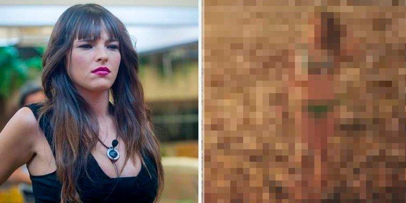 Marta Penate De Gh 16 Calienta Instagram Con Su Sexy Posado En