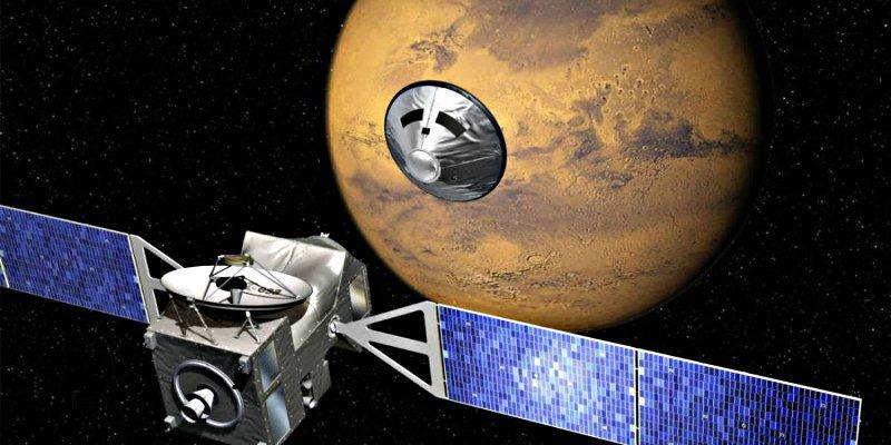 La misión ExoMars empieza a buscar el metano de Marte para explicar su origen