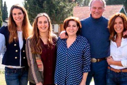 Bertín Osborne consigue reunir a casi todos los protagonistas de 'Médico de familia' 18 años después
