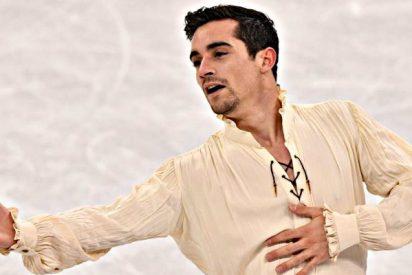 Javier Fernández, histórica medalla en patinaje artístico en Pyeongchang 2018