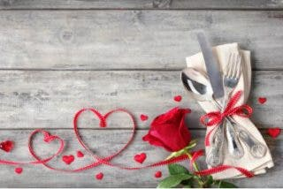 menús de recetas para San Valentín