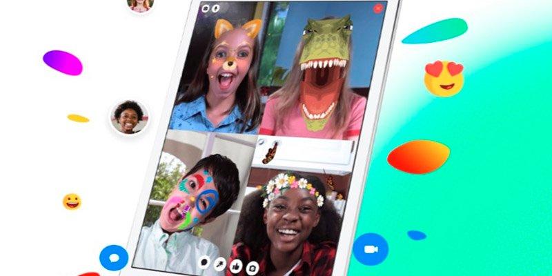 ¿Deberían los padres dejar que sus hijos usen la nueva app de Facebook, Messenger Kids ?