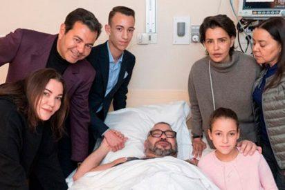 Tras ser operado de urgencia de una arritmia cardíaca, Mohamed VI de Marruecos se recupera