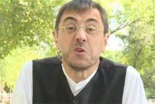 El nuevo revés judicial provoca que el comisario político Monedero rabie como un mono amazónico
