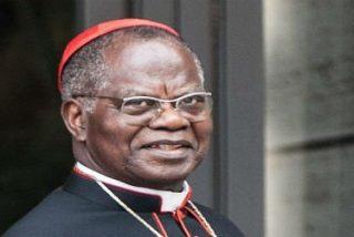 """Fernando Filoni elogia al cardenal Monsengwo: """"Ha trabajado con gran generosidad y celo pastoral"""""""