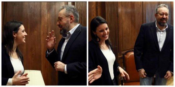 ¿Apoyará ahora Podemos, dado su romance con Ciudadanos, una investidura de Inés Arrimadas en Cataluña?