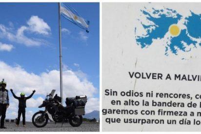 Las banderas son una de las maneras de decirle al mundo que «No pasarán»