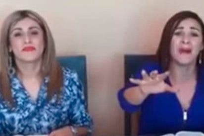 ¿Qué idioma raro es el que habla la mujer del candidato costarricense en este vídeo viral?