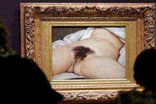 """Francia demanda a Facebook por censurar la obra de arte """"El origen del mundo"""""""