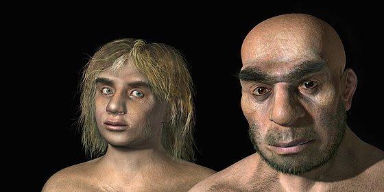 Los neandertales usaron el fuego para fabricar herramientas de madera