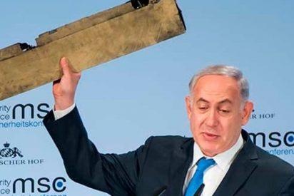 Netanyahu 'trolea' a Irán y lo compara con la Alemania nazi