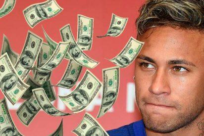 La fastuosa fiesta de cumpleaños de Neymar: póker, música en vivo y 'dresscode'