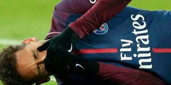 Neymar será definitivamente baja