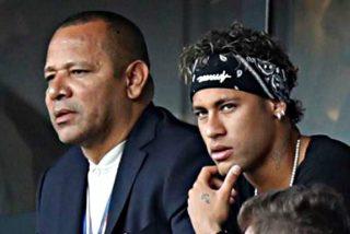 El padre de Neymar declara la guerra a Unai Emery, entrenador del PSG