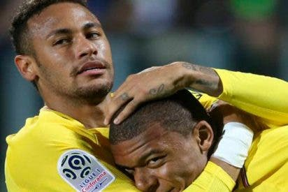 Así se sienten Neymar y Mbappé tras visitar el Bernabéu