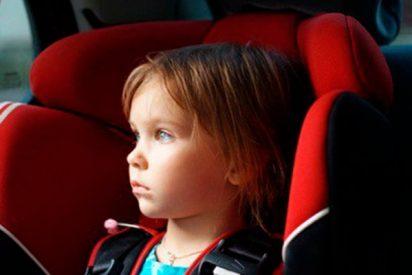 Más del 50% de los padres pone en peligro a sus hijos en el coche