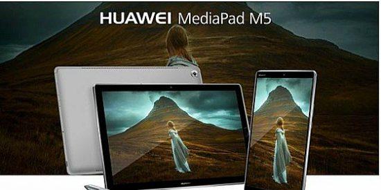 Novedades tablets Huawei en el MWC 2018