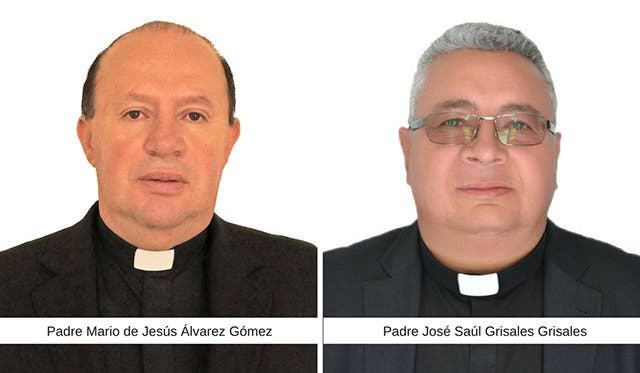 Francisco nombra dos nuevos obispos en Colombia