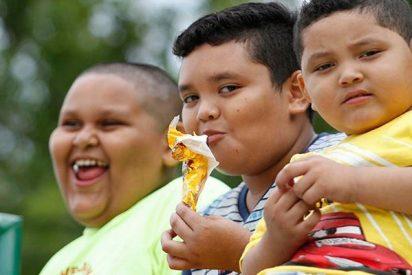 ¿Sabes que en España uno de cada tres menores de 15 años tiene sobrepeso y obesidad?