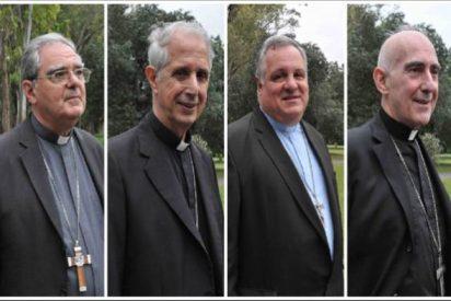 La cúpula de la Iglesia argentina concelebra con el Papa en Santa Marta