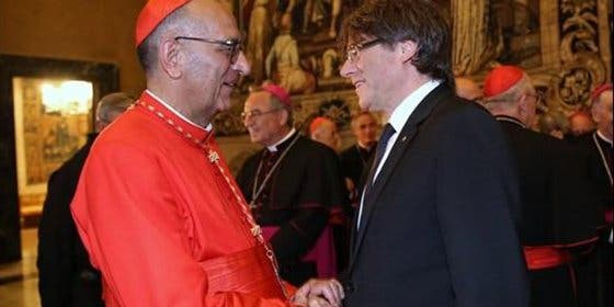 Los obispos catalanes muestran su preocupación por los encarcelados Oriol Junqueras y 'Los Jordis'