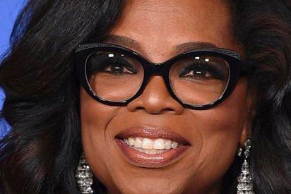 Así es la chiclefobia de Oprah Winfrey
