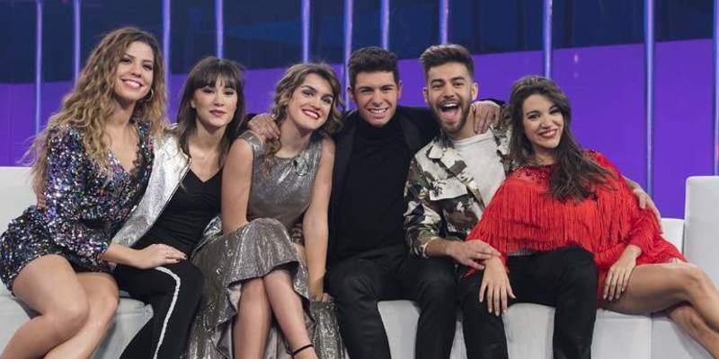 OT: Cantarán 'No puedo vivir sin ti' y 'Tú canción' en la gala especial