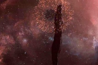 """Así es Oumuamua, el """"violento asteroide cigarro"""""""