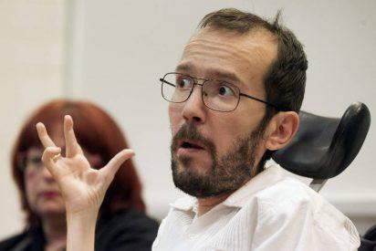 """Pablo Echenique y su patriotismo de saldo liquidando a Luis de Guindos:""""¡Es alemán!"""""""