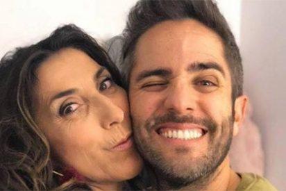 Paz Padilla aparece por sorpresa en el programa de moda de TVE y en Mediaset sienta como una patada