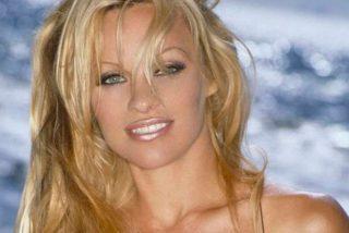 Pamela Anderson y su tórrida relación con una figura del fútbol francés