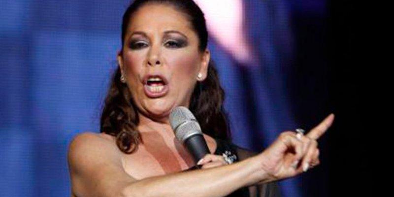 Isabel Pantoja podrá cantar en Puerto Rico a pesar de sus antecedentes penales