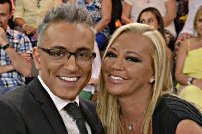 La 'puñalada' de Kiko Hernández a Belén Esteban que vale un 1'5 millones de euros