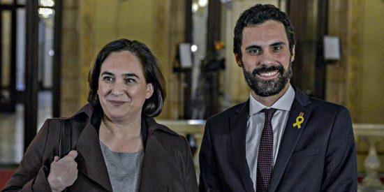 Las ocurrencias, alborotos y gracias de Colau y los independentistas están hundiendo Barcelona