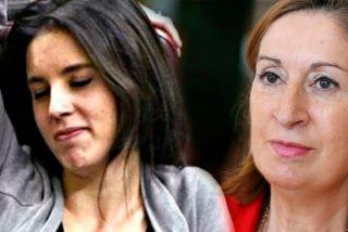 Ana Pastor sacude una zasca genial a la portavoza Montero en el 'circo' de Podemos