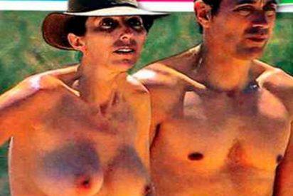 """Paz Padilla cuenta todo sobre sus tetas: """"Las tengo de silicona y muy bien puestas"""""""