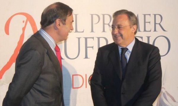 Pedrojota le hace la pelota a Florentino Pérez para paliar las cuantiosas pérdidas de El Español